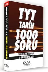 Çapa Yayınları - Çapa Yayınları TYT Tarih Soru Bankası