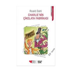 Can Çocuk Yayınları - Charlienin Çikolata Fabrikası - Can Çocuk Yayınları