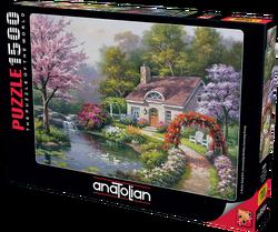 Çiçekli Ev / Spring Cottage In Full Bloom - Thumbnail