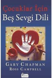 Koridor Yayıncılık - Çocuklar İçin Beş Sevgi Dili Koridor Yayıncılık