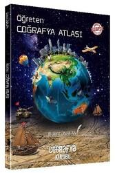 Coğrafya Kulübü - Coğrafya Kulübü Öğreten Coğrafya Atlası (Harita Genel Müdürlüğü Onaylı)