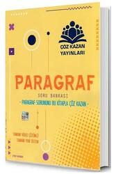 Çöz Kazan Yayınları - Çöz Kazan Yayınları Paragraf Tamamı Video Çözümlü Soru Bankası