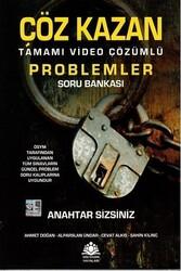 Çöz Kazan Yayınları - Çöz Kazan Yayınları Problemler Tamamı Çözümlü Soru Bankası