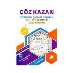 Çöz Kazan Yayınları - Çöz Kazan Yayınları TYT AYT Geometri Soru Bankası