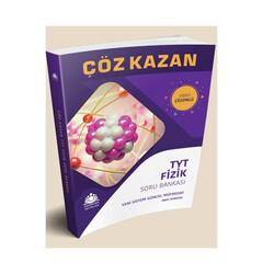 Çöz Kazan Yayınları - Çöz Kazan Yayınları TYT Fizik Soru Bankası