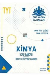 Çöz Kazan Yayınları - Çöz Kazan Yayınları TYT Kimya Tamamı Video Çözümlü Soru Bankası