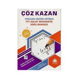 Çöz Kazan Yayınları - Çöz Kazan Yayınları TYT Kolay Matematik Soru Bankası