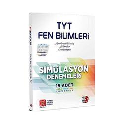 Çözüm Yayınları - Çözüm Yayınları TYT Fen Bilimleri Tamamı Video Çözümlü Simülasyon Denemeleri