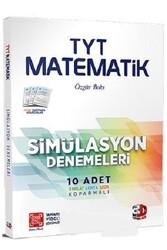 Çözüm Yayınları - Çözüm Yayınları TYT Matematik Tamamı Video Çözümlü Simülasyon Denemeleri