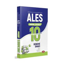 Data Yayınları - Data Yayınları 2019 ALES Tamamı Çözümlü 10 Deneme Sınavı