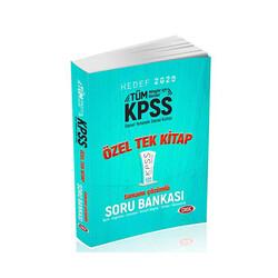 Data Yayınları - Data Yayınları 2020 KPSS Genel Yetenek Genel Kültür Tamamı Çözümlü Soru Bankası Özel Tek Kitap
