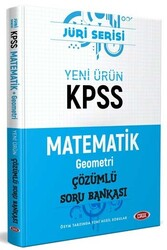 Data Yayınları - Data Yayınları 2020 KPSS Matematik Çözümlü Soru Bankası Jüri Serisi