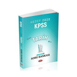 Data Yayınları - Data Yayınları 2020 KPSS Tarih Soru Bankası
