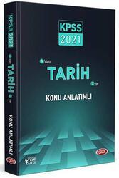 Data Yayınları - Data Yayınları 2021 KPSS Tarih Konu Anlatımlı