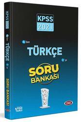 Data Yayınları - Data Yayınları 2021 KPSS Türkçe Soru Bankası