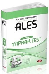 Data Yayınları - Data Yayınları ALES Çek Kopar Yaprak Test