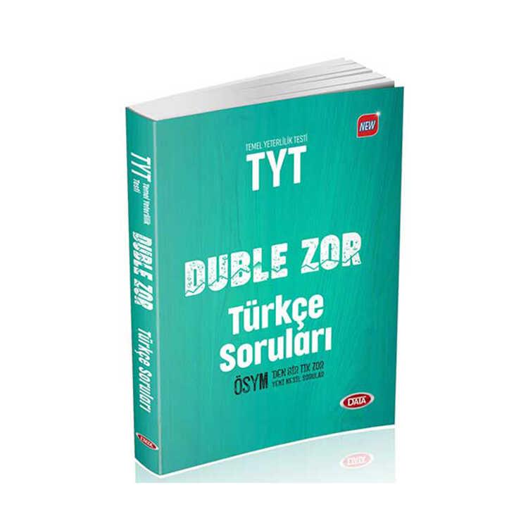 Data Yayınları TYT Duble Zor Türkçe Soruları
