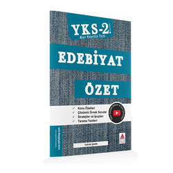 Delta Kültür Yayınları - Delta Kültür Yayınları AYT Edebiyat Özet