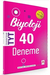 Delta Kültür Yayınları - Delta Kültür Yayınları TYT Biyoloji 40 Deneme