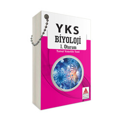Delta Kültür Yayınları - Delta Kültür Yayınları TYT Biyoloji Kartları