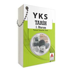 Delta Kültür Yayınları - Delta Kültür Yayınları TYT Tarih Kartları