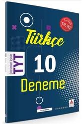 Delta Kültür Yayınları - Delta Kültür Yayınları TYT Türkçe 10 Deneme
