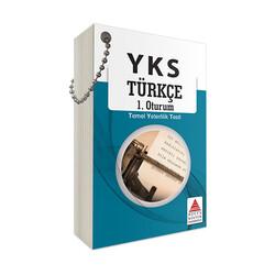 Delta Kültür Yayınları - Delta Kültür Yayınları TYT Türkçe Kartları