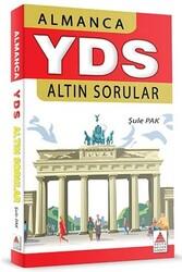 Delta Kültür Yayınları - Delta Kültür Yayınları YDS Almanca Altın Sorular