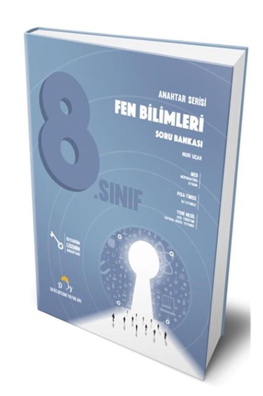 Ders Ortamı Yayınları 8.Sınıf LGS Fen Bilimleri Soru Bankası