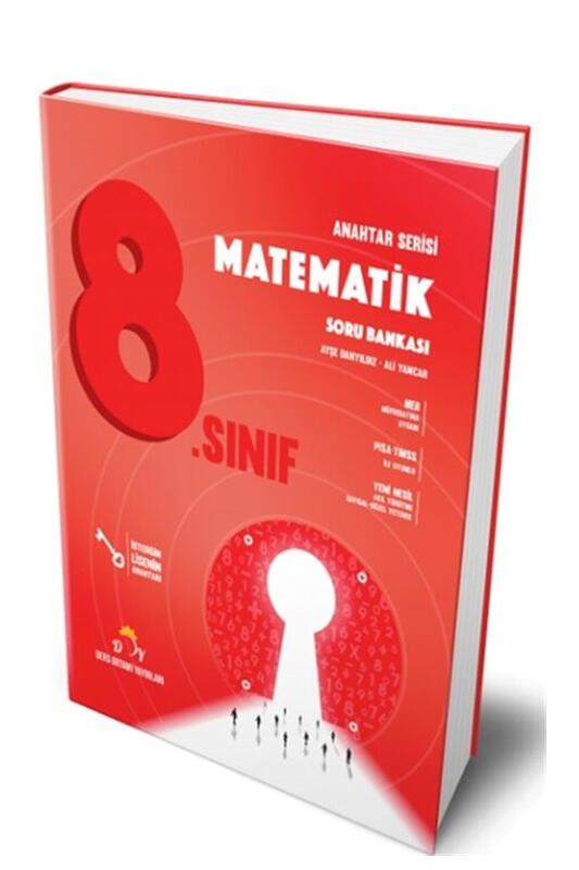 Ders Ortamı Yayınları 8.Sınıf LGS Matematik Soru Bankası