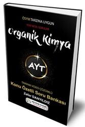 Ders Ortamı Yayınları - Ders Ortamı Yayınları AYT Organik Kimya Konu Özetli Soru Bankası
