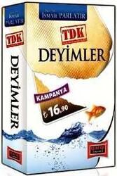 Yargı Yayınları - Deyimler Sözlüğü - TDK Yazım Kurallarına Uyumlu
