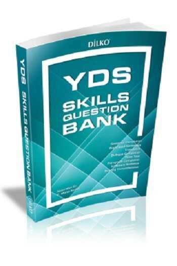 Dilko Yayıncılık YDS Skills Question Bank