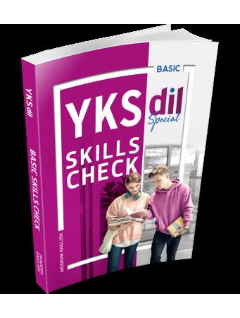 Dilko Yayıncılık YKSDİL Special Skills Check - Basic