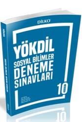 Dilko Yayıncılık - Dilko Yayıncılık YÖKDİL Sosyal Bilimler 10 Deneme Sınavı