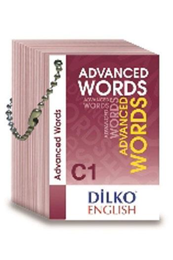 Dilko Yayınları Advanced Words C1 Kelime Kartı