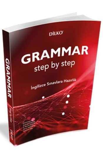 Dilko Yayınları Grammar Step By Step