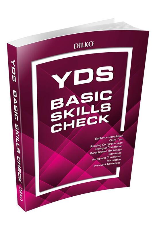 Dilko Yayınları YDS Basic Skills Check