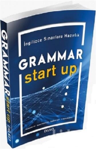 Dilko Yayınları YDS LYS 5 Grammar Start Up