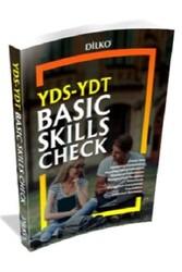 Dilko Yayıncılık - Dilko Yayınları YDS YDT Basic Skills Check