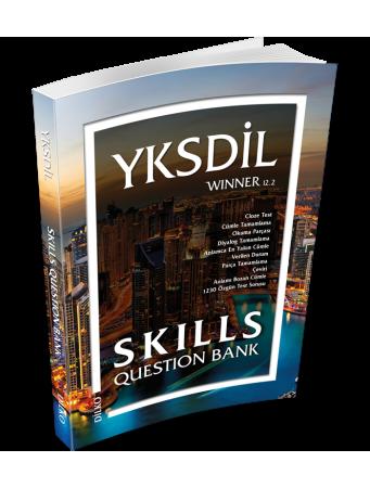 Dilko Yayınları YKSDİL Winner 12.2 Skills Question Bank