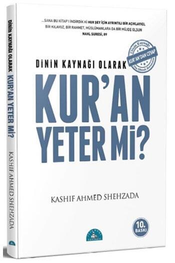 Dinin Kaynağı Olarak Kur'an Yeter Mi? İstanbul Yayınevi
