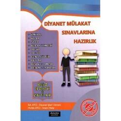 Deneme Yayınları - Diyanet Mülakat Sınavlarına Hazırlık