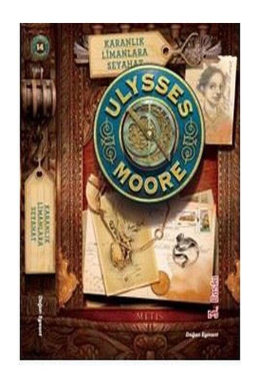 Doğan Egmont Yayıncılık Ulysses Moore 14 Karanlık Limanlara Seyahat SC Geçmişi