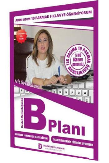 DT Akademi Devlet Memurluğunda B Planı 10 Parmak F Klavye