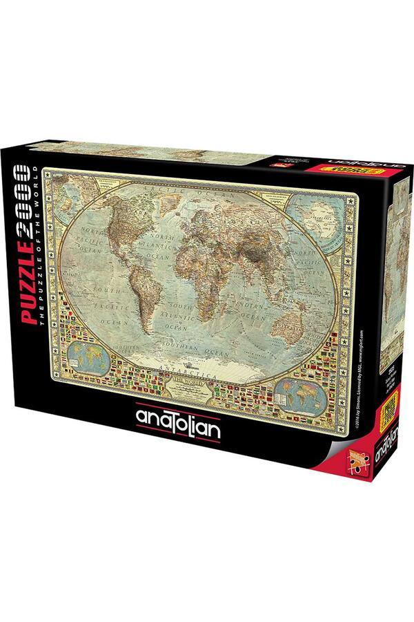 Dünya Haritası / World Map