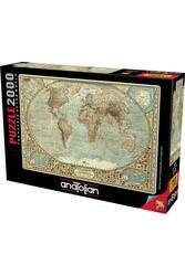 Dünya Haritası / World Map - Thumbnail