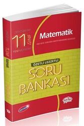 Editör Yayınevi - Editör Yayınları 11. Sınıf Matematik Özetli Lezzetli Soru Bankası