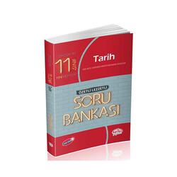 Editör Yayınevi - Editör Yayınları 11. Sınıf Tarih Özetli Lezzetli Soru Bankası