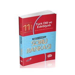 Editör Yayınevi - Editör Yayınları 11. Sınıf Türk Dili ve Edebiyatı Özetli Lezzetli Soru Bankası